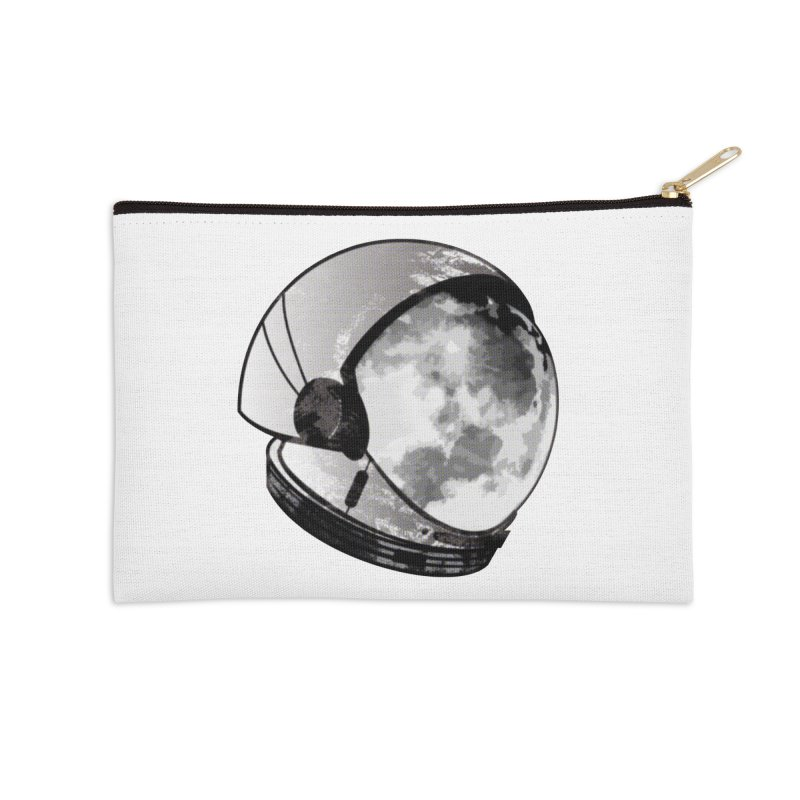 Astromoonical Accessories Zip Pouch by Threaska