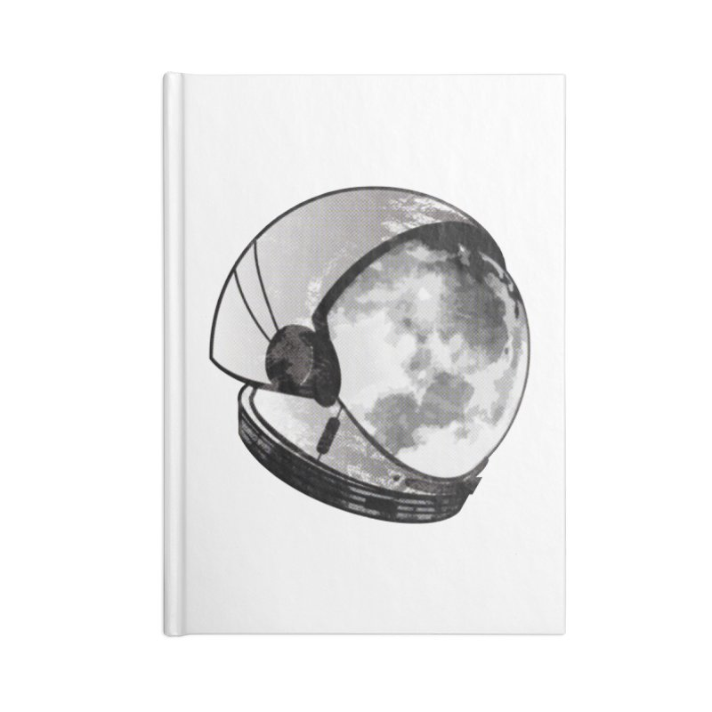 Astromoonical Accessories Notebook by Threaska