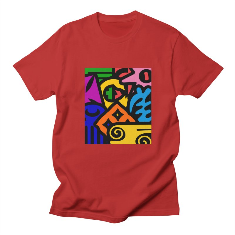 Adinkralors Men's T-shirt by Threaska