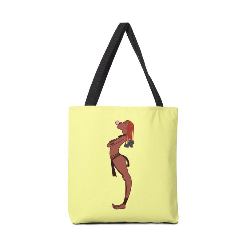 Himba Girl Accessories Bag by Threaska
