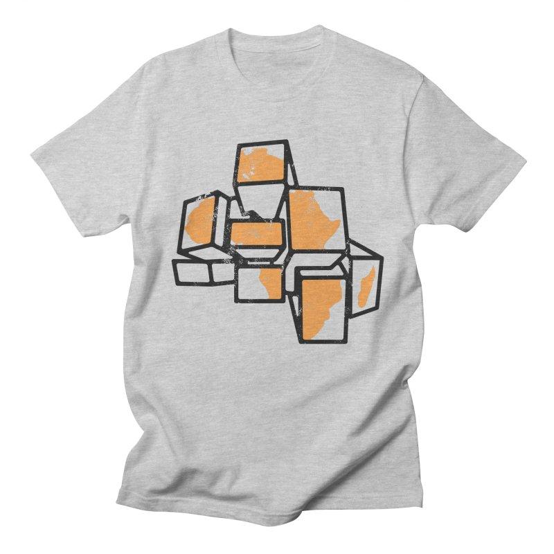 BreakTru Afrique Men's T-Shirt by Threaska