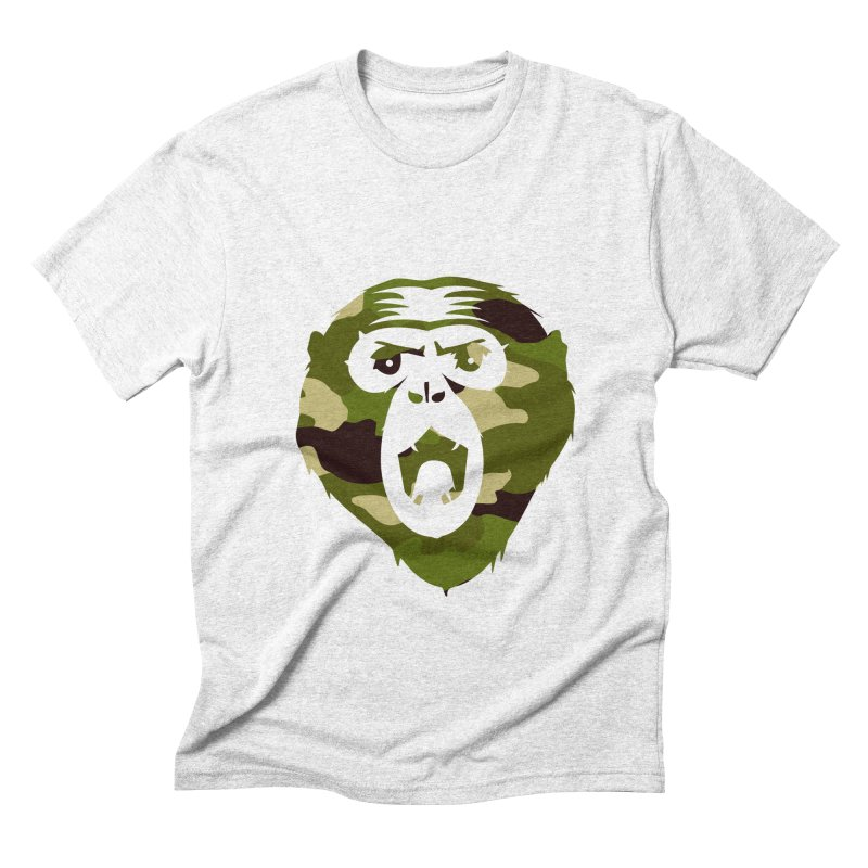 Angry Ape (Camo)   by Threaska