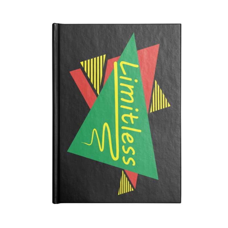 Limitless Accessories Notebook by Threaska