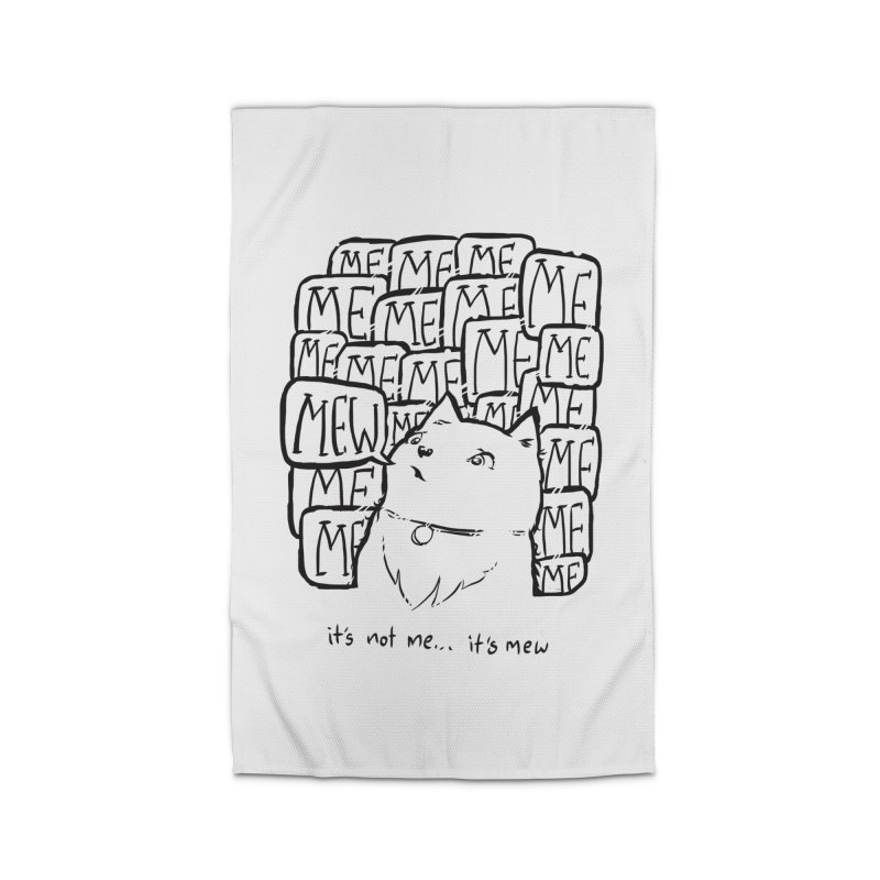 Mew. Home Rug by threespirited's Artist Shop