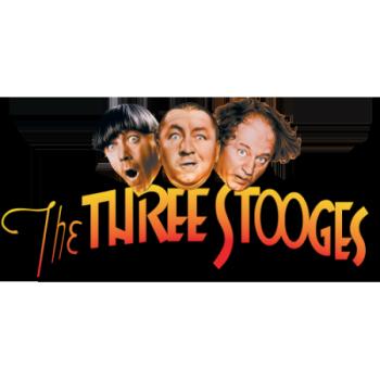 The Three Stooges's Artist Shop Logo