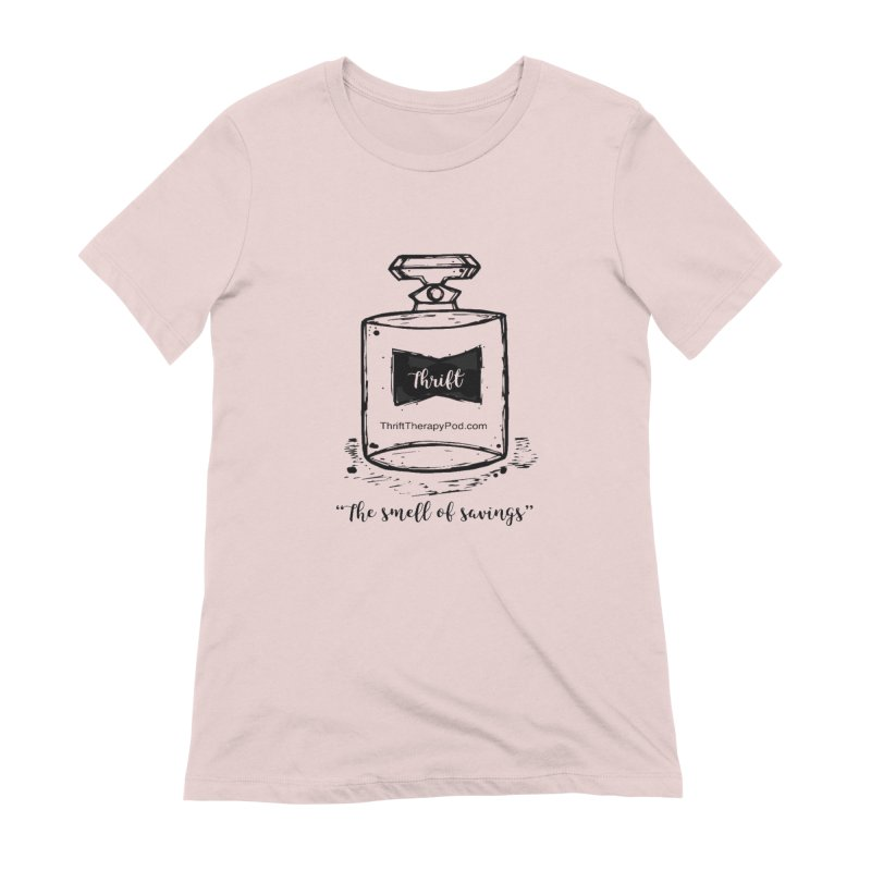 Smell of savings Women's Extra Soft T-Shirt by thrifttherapypod's swag