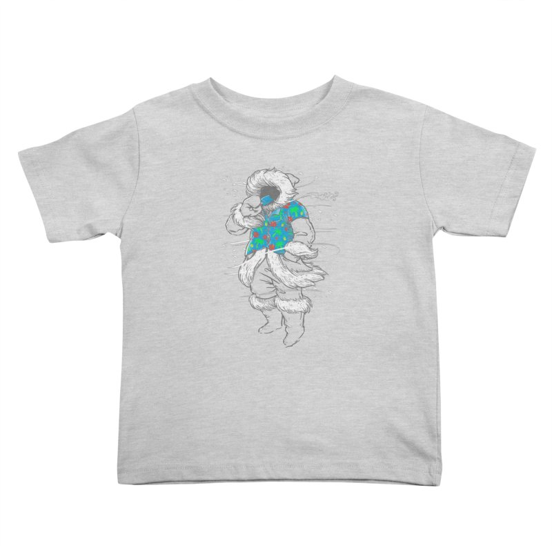 Heat Wave Kids Toddler T-Shirt by thunderpeel