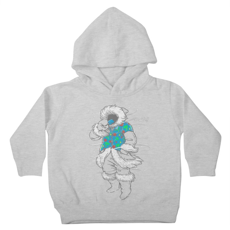 Heat Wave Kids Toddler Pullover Hoody by thunderpeel