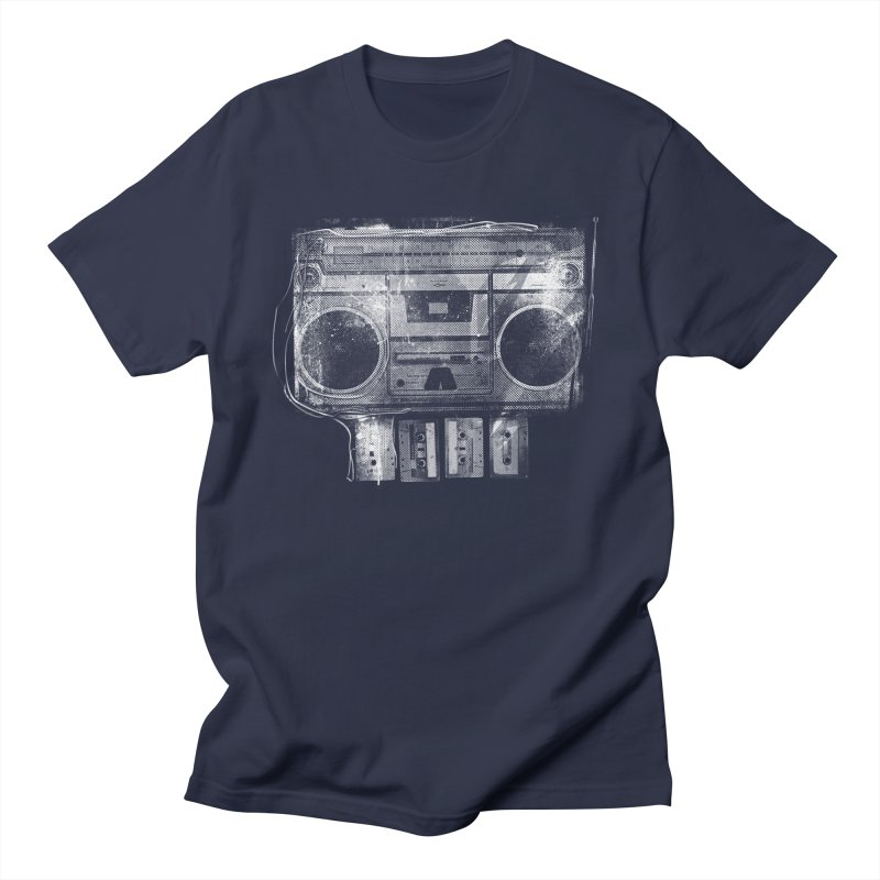 Doom Box Men's Regular T-Shirt by thunderpeel