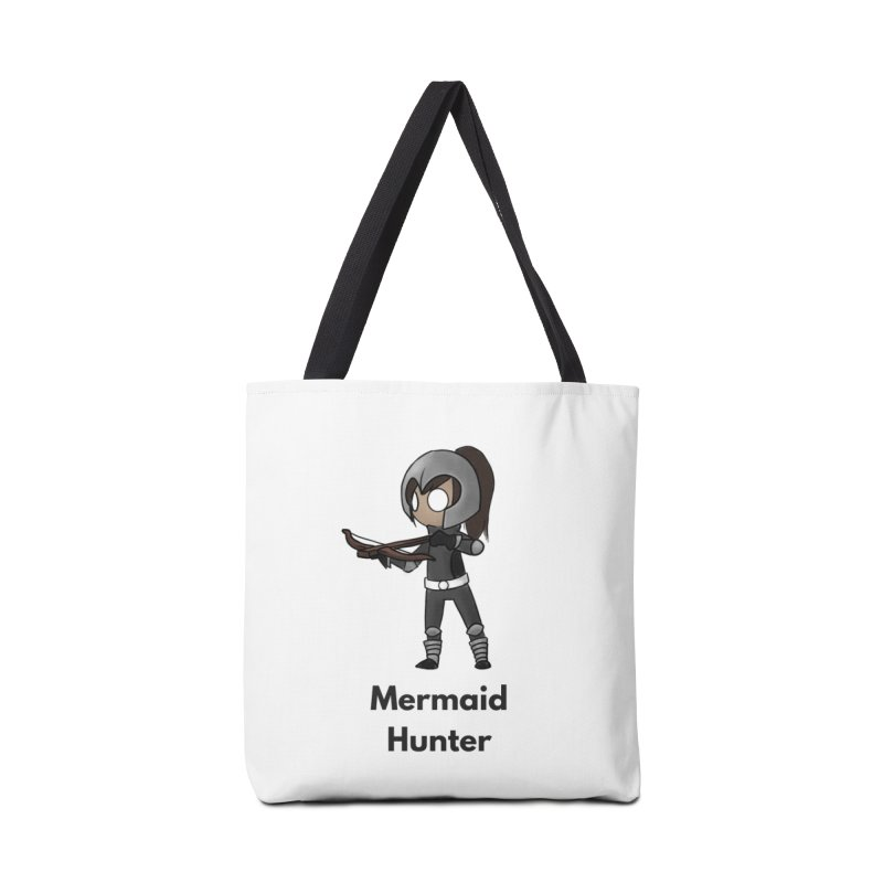 Mermaid Hunter Accessories Tote Bag Bag by Official Ice Massacre Merch