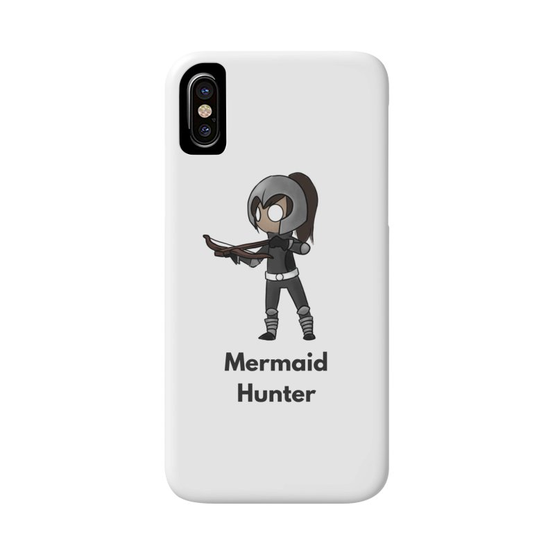 Mermaid Hunter Accessories Phone Case by Official Ice Massacre Merch
