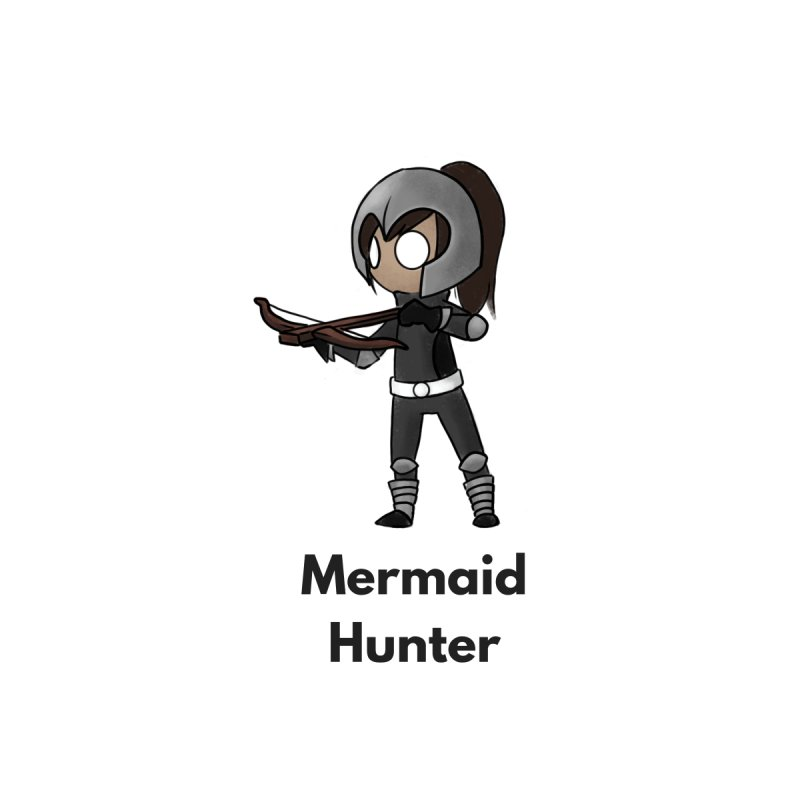 Mermaid Hunter   by Official Ice Massacre Merch