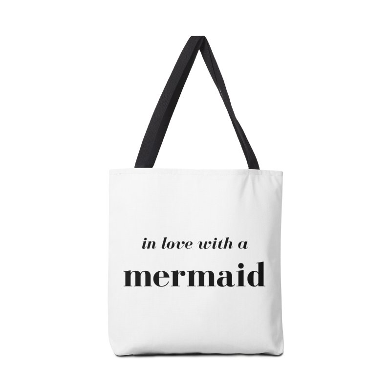 In love with a mermaid Accessories Tote Bag Bag by Official Ice Massacre Merch