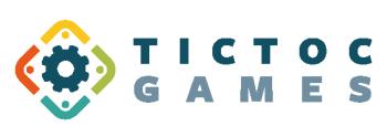 Tic Toc Games Shop Logo