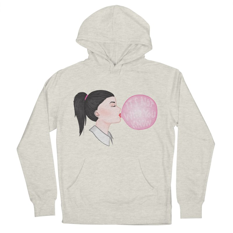 It's Not Who You Know Men's Pullover Hoody by tiffymoon's Artist Shop