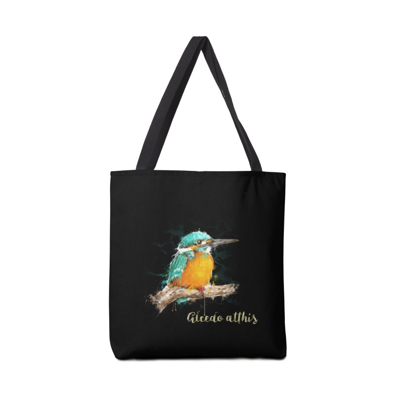 Fisherking Accessories Bag by Tiger74  - t-shirts with a claw!