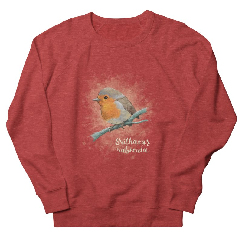 RedRobin Women's Sweatshirt by Tiger74  - t-shirts with a claw!