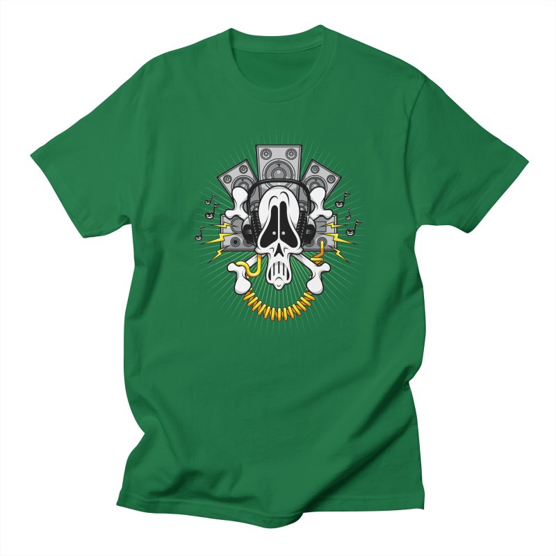 Noizzz! Women's Unisex T-Shirt by Tiger74  - t-shirts with a claw!
