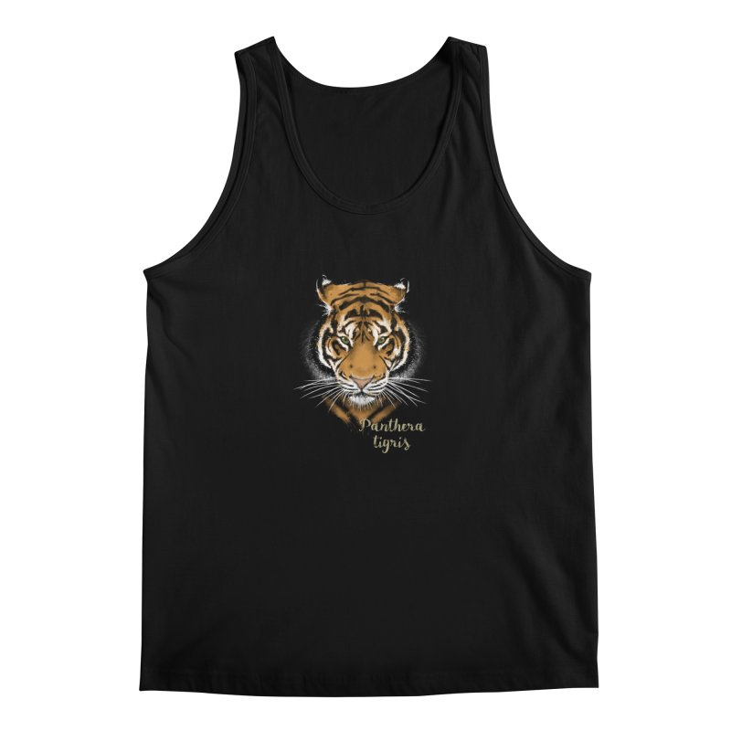 Tiger Men's Tank by Tiger74  - t-shirts with a claw!