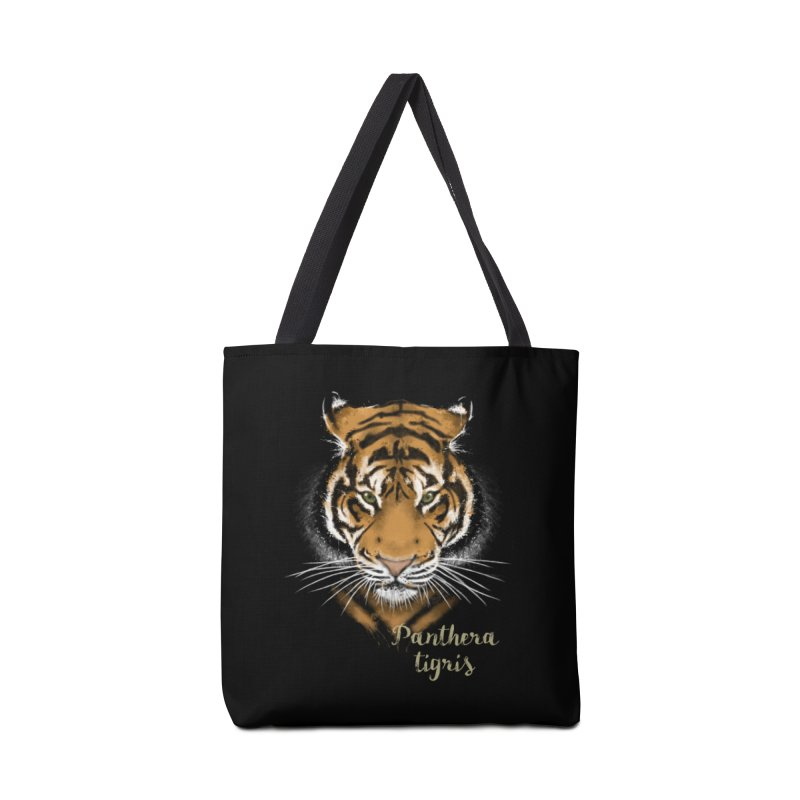 Tiger Accessories Bag by Tiger74  - t-shirts with a claw!