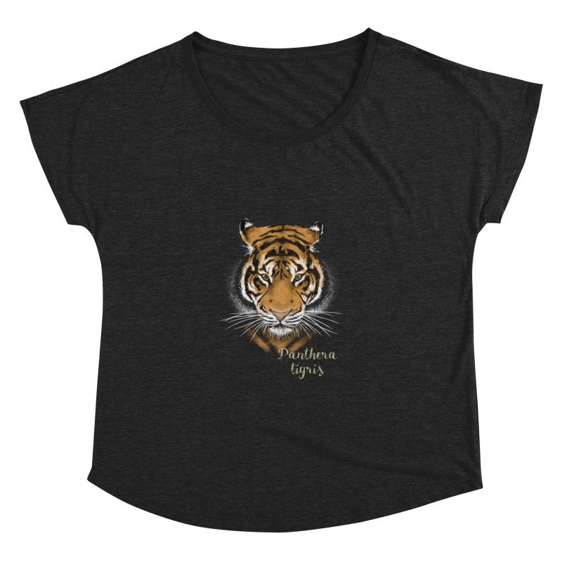 Tiger Women's Dolman by Tiger74  - t-shirts with a claw!
