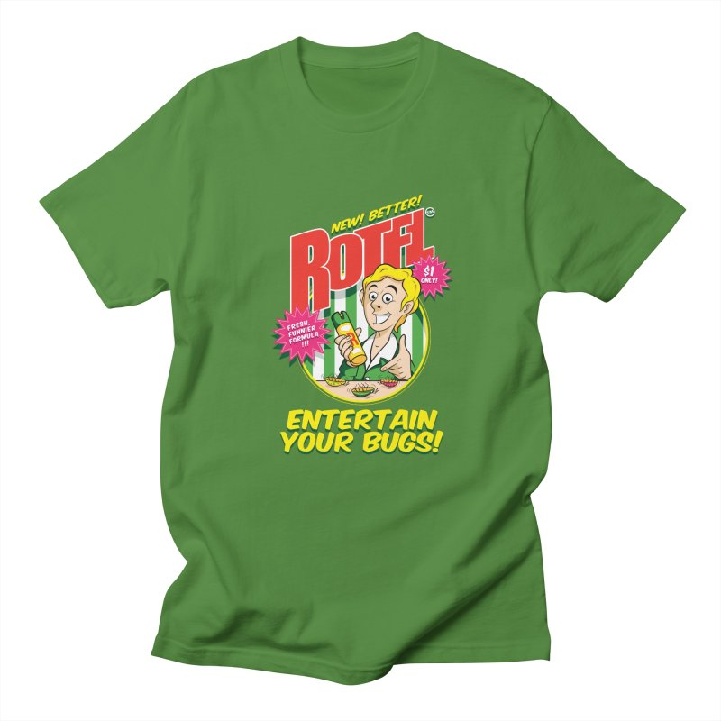 ROTFL Women's Unisex T-Shirt by Tiger74  - t-shirts with a claw!