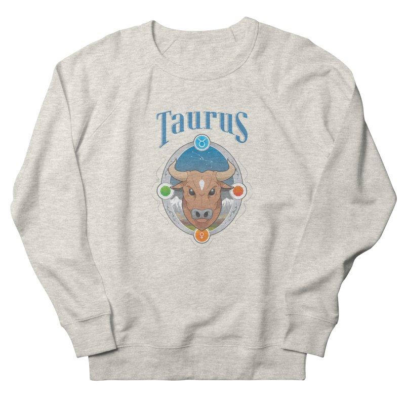 Zodiac - Taurus Women's Sweatshirt by Tiger74  - t-shirts with a claw!