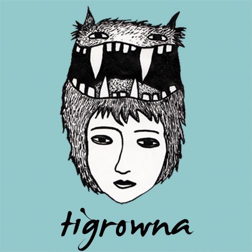 tigrowna Logo