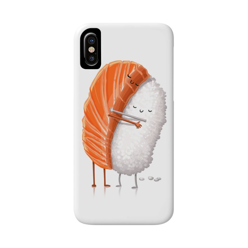 Sushi Hug Accessories Phone Case by T2U