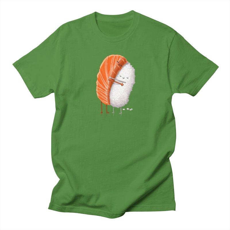 Sushi Hug Men's T-Shirt by T2U