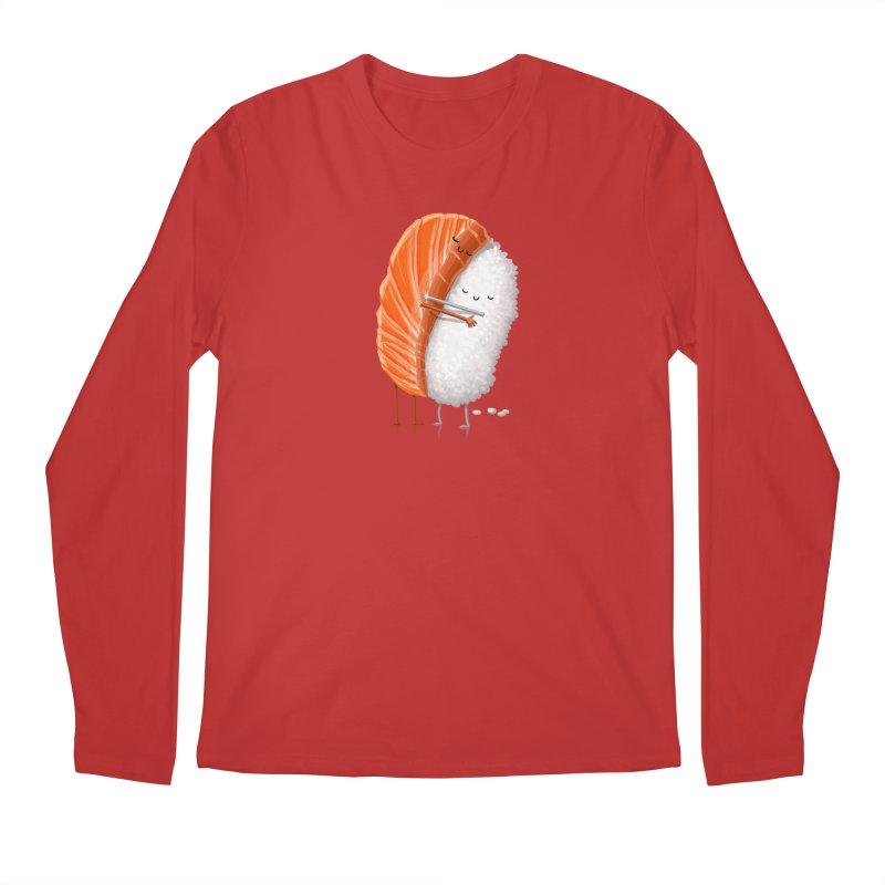 Sushi Hug Men's Longsleeve T-Shirt by T2U