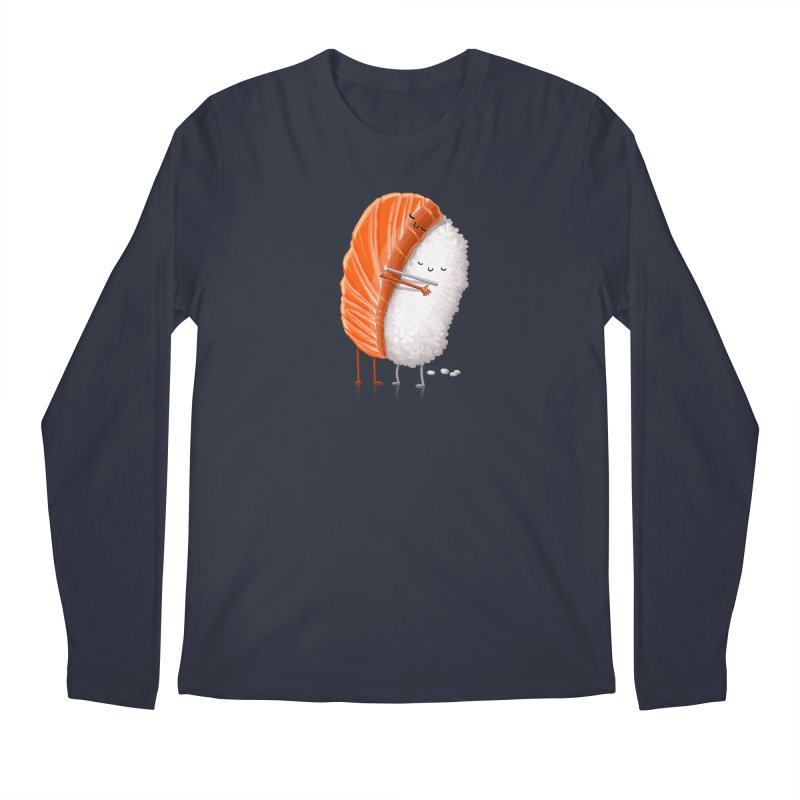 Sushi Hug Men's Longsleeve T-Shirt by T2U