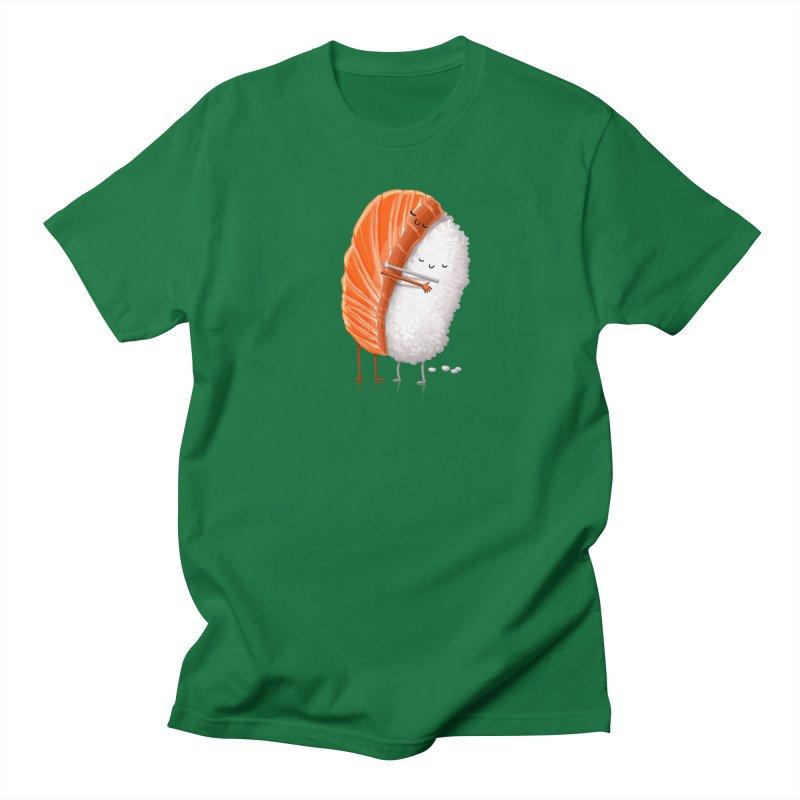 Sushi Hug Men's T-shirt by Tiago Möller Art Shop
