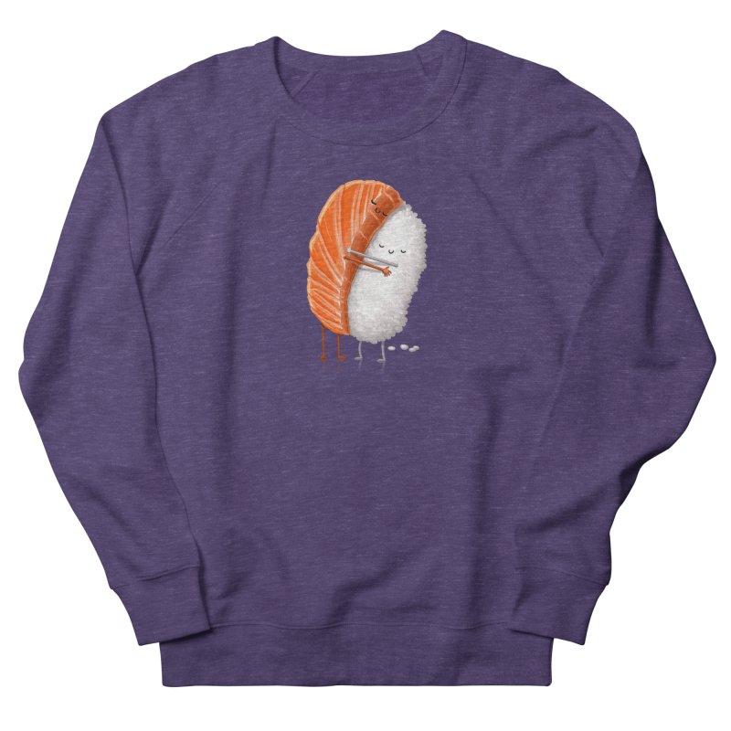 Sushi Hug Men's Sweatshirt by Tiago Möller Art Shop