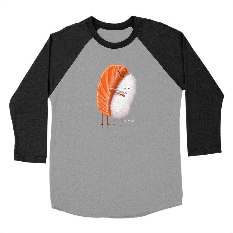 Sushi Hug Women's Baseball Triblend Longsleeve T-Shirt by T2U