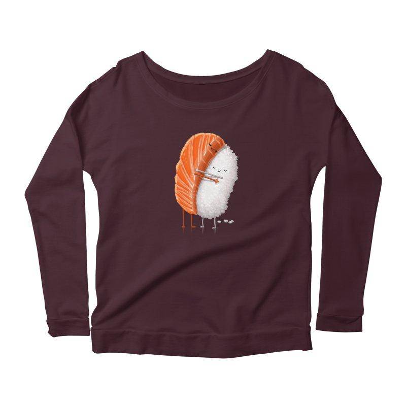 Sushi Hug Women's Longsleeve T-Shirt by T2U