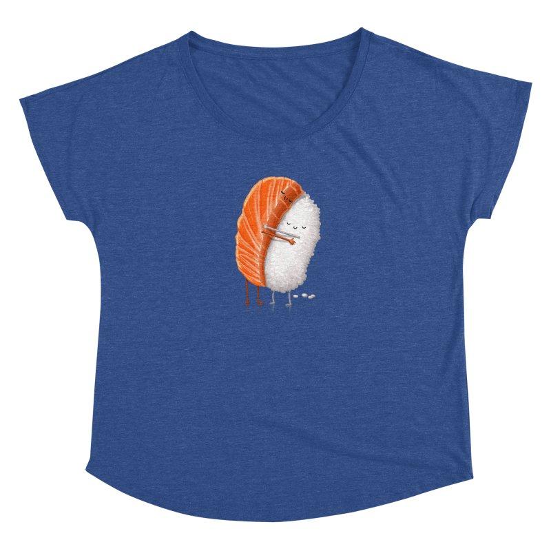 Sushi Hug Women's Scoop Neck by T2U