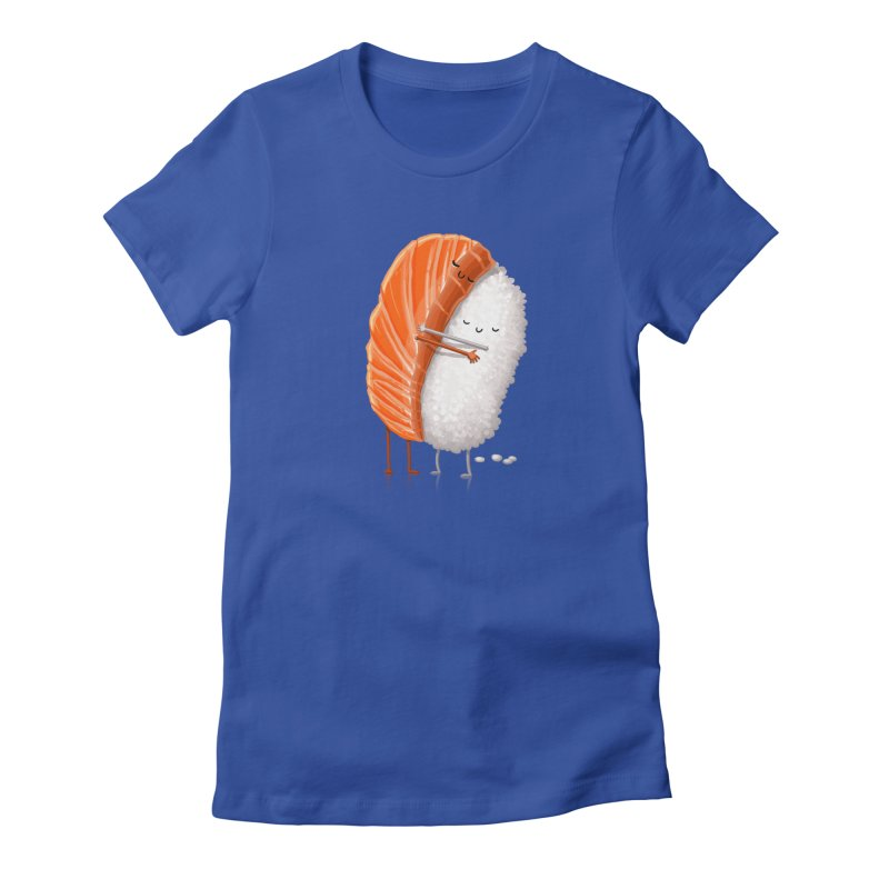 Sushi Hug Women's T-Shirt by T2U