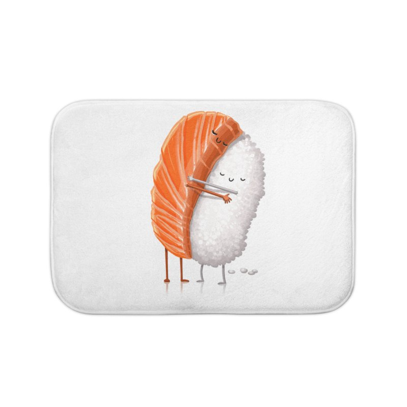 Sushi Hug Home Bath Mat by T2U