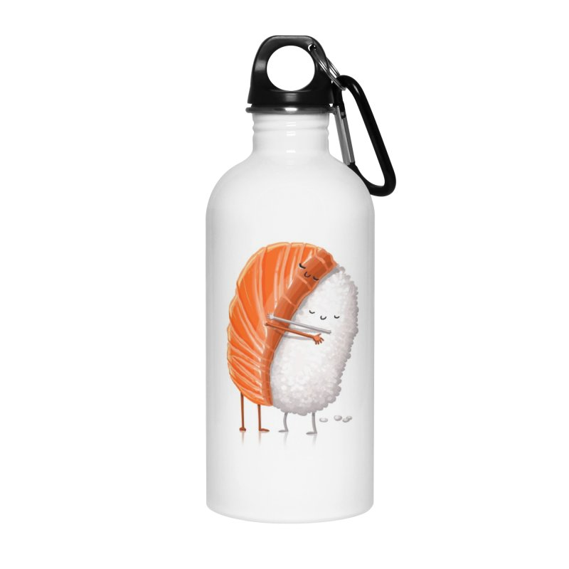 Sushi Hug Accessories Water Bottle by T2U