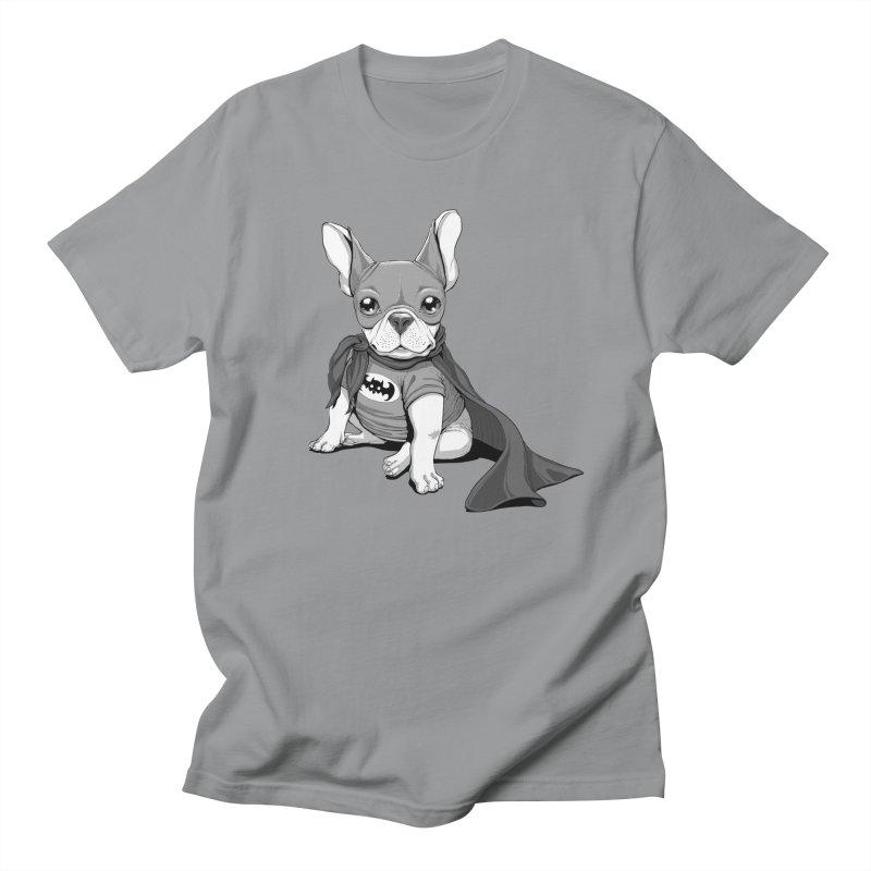 French Batdog Men's T-Shirt by T2U