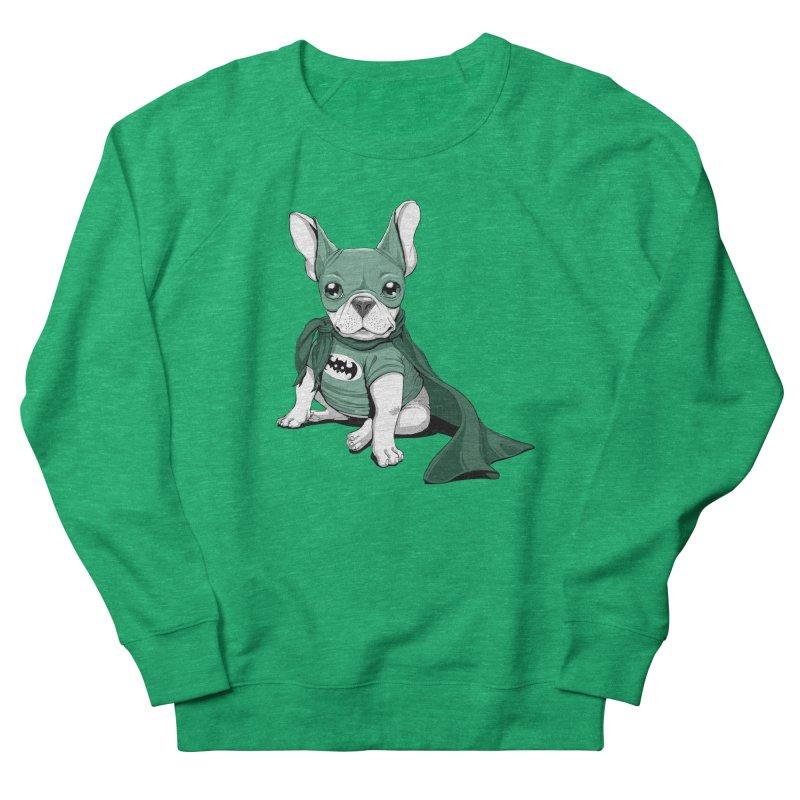 French Batdog Women's Sweatshirt by T2U