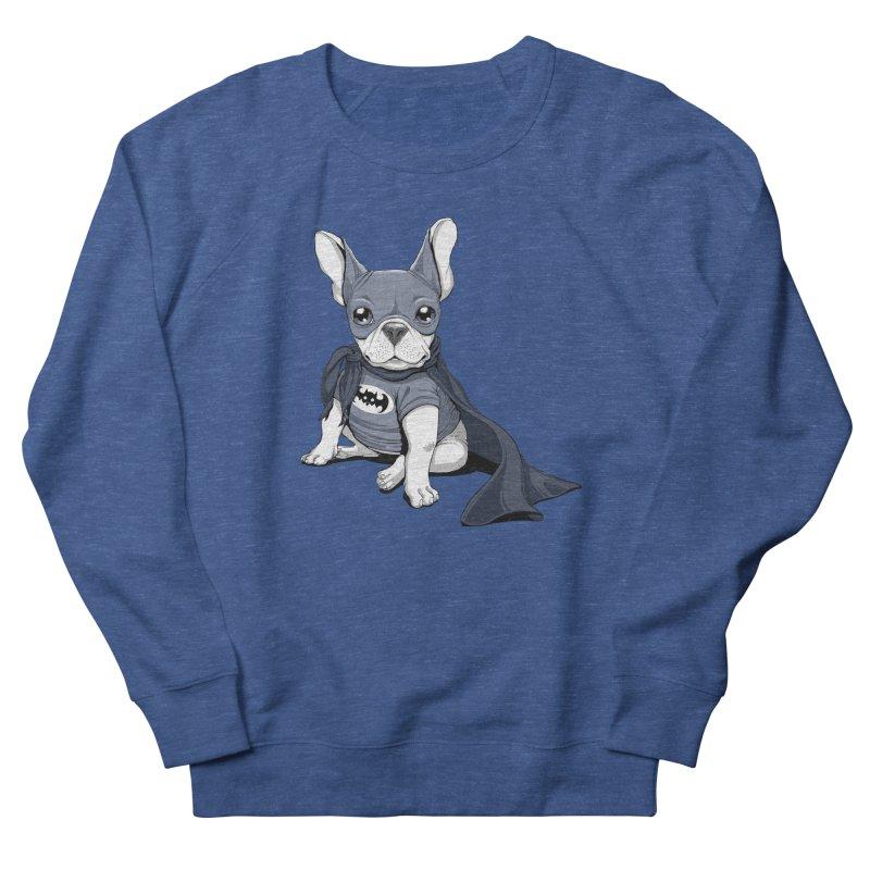 French Batdog Men's Sweatshirt by T2U