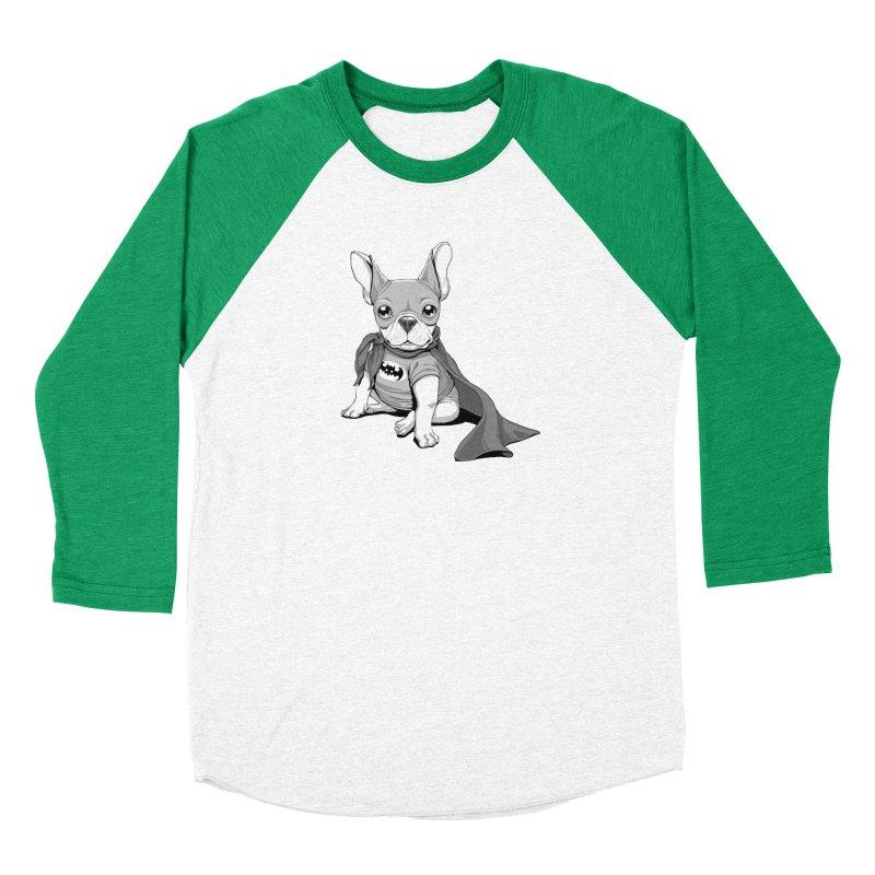 French Batdog Men's Longsleeve T-Shirt by T2U
