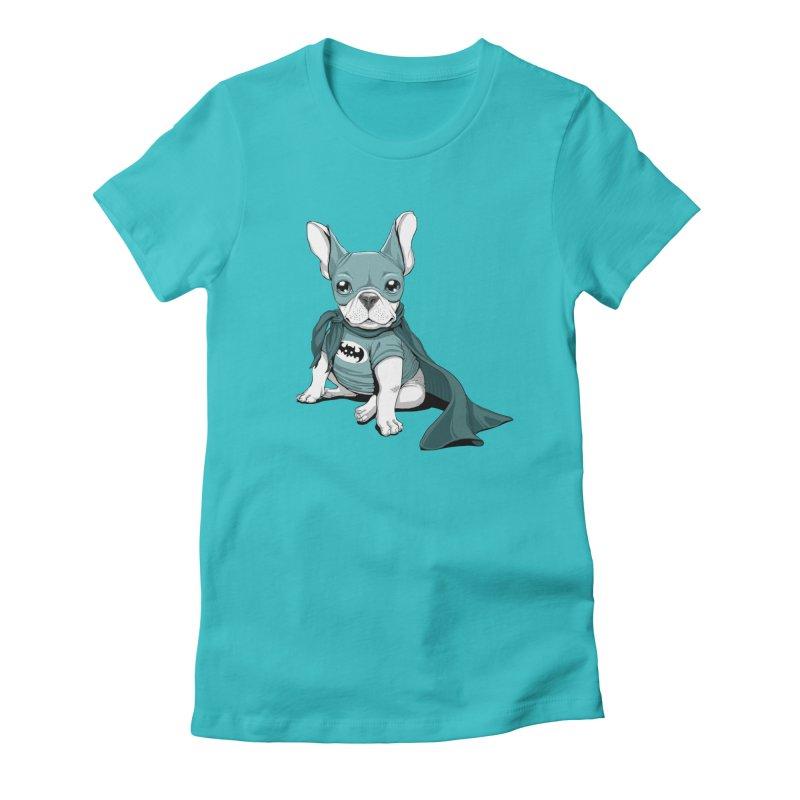 French Batdog Women's T-Shirt by T2U