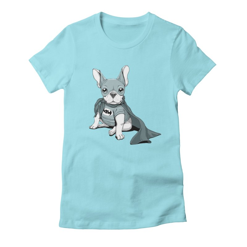 French Batdog Women's T-Shirt by T2U