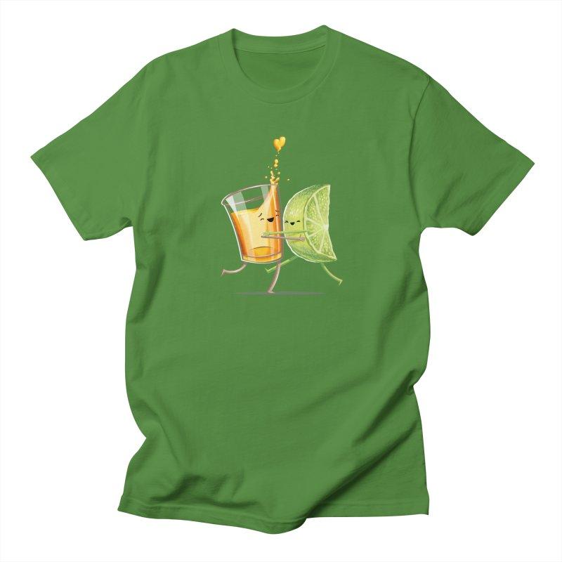 Party Shot Men's T-Shirt by T2U