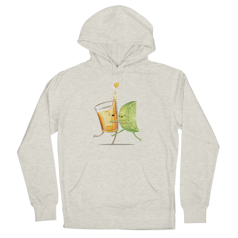 Party Shot Women's French Terry Pullover Hoody by T2U