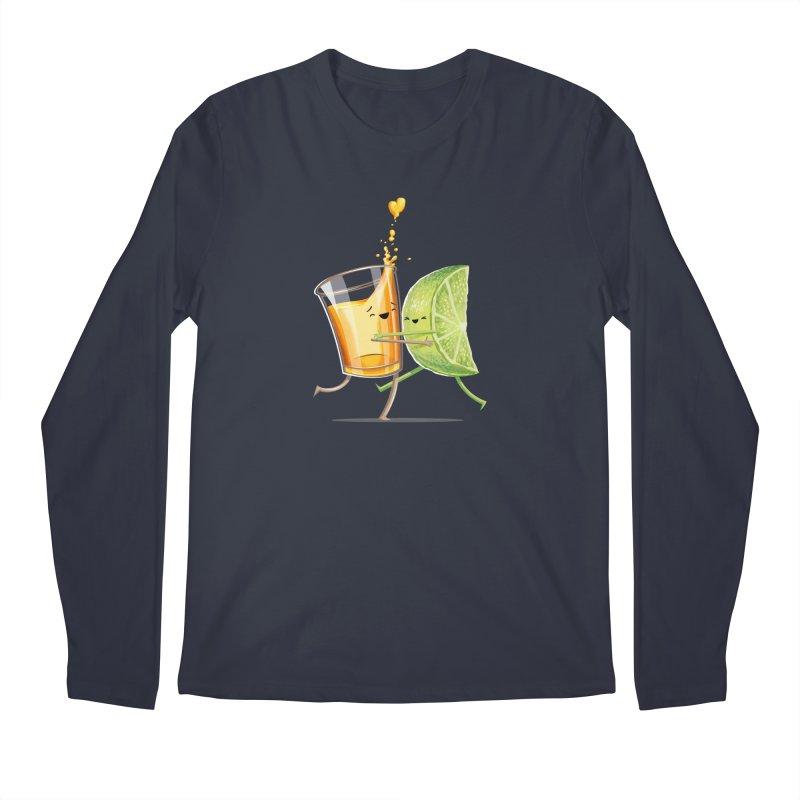Party Shot Men's Regular Longsleeve T-Shirt by T2U