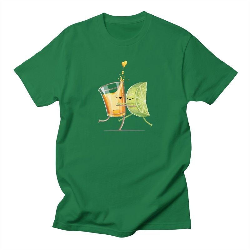 Party Shot Men's Regular T-Shirt by T2U
